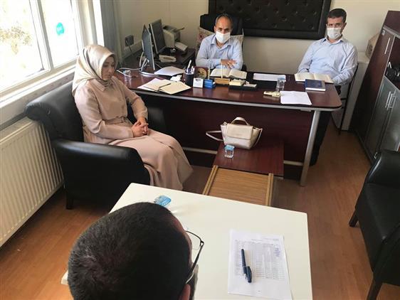 Siirt'te Hafızlık Sınavı Başladı