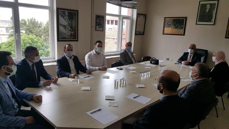 Bilecik'de Haziran Ayı Ilçe Müftüleri Toplantısı Yenipazar'da Yapıldı