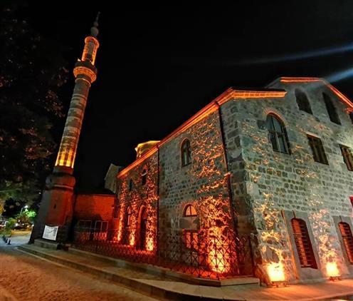 Trabzon'da Her Akşam Zarif Minarelerimizden Semaya Dua Sesleri Yükseliyor