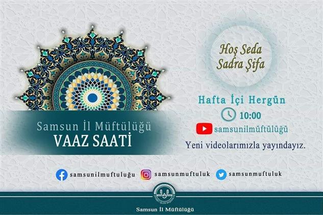 Samsun'da Hoş Seda Sadra şifa