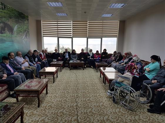 Giresun'da Huzurevi Sakinleri Yalnız Değil