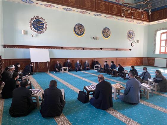 Kars'ta 'talim Ve Tashih-i Huruf' Kursu Açıldı