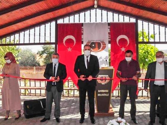 Nevşehir'de Kaymaklı Kasabası'nda 4-6 Yaş Grubu Kur'an Kursu Dualar Eşliğinde Açıldı...