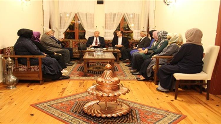 Muğla'da Konak Sohbetleri Başladı