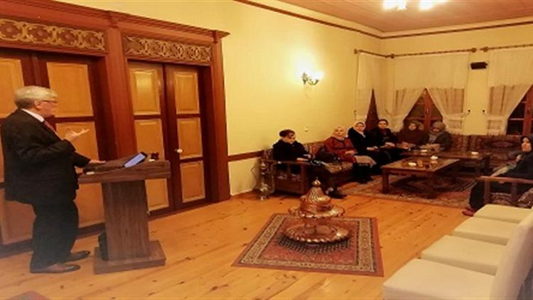 Muğla'da Konak Sohbetlerinde Amel-i Salih Konuşuldu