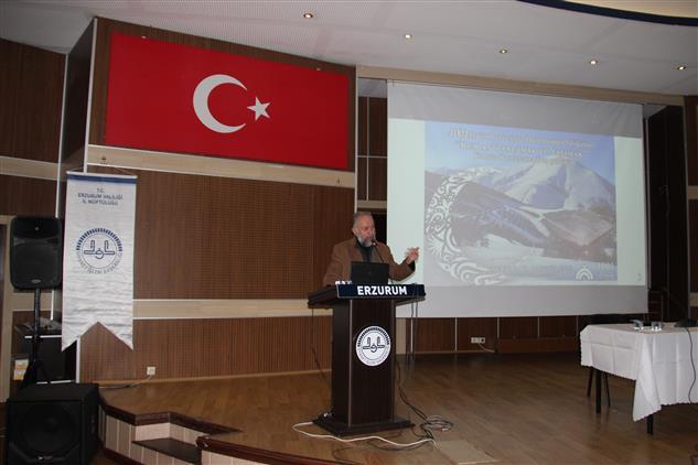 """Erzurum'da Konferans; """"kuran'ı Anlamak Ve Yaşamak"""""""