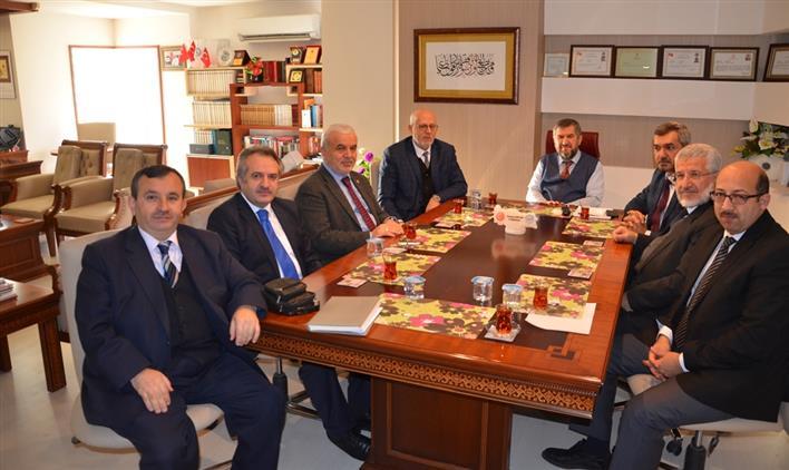 Antalya'da Konyaaltı Müftümüze Veda Ettik