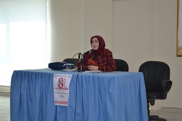 Kırşehir Il Müftülüğünden Bayanlara özel Konferans