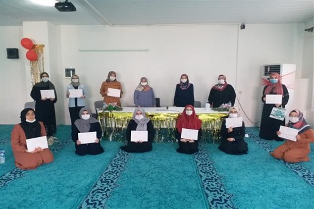 Adana'da Kur'an-ı Anlama Temel öğretim Programı öğrencileri Mezun Verdi