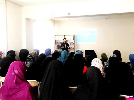 Bingol'de Kur'an Kursu öğrencilerine Sivil Savunma Ve Deprem Eğitimi Verildi