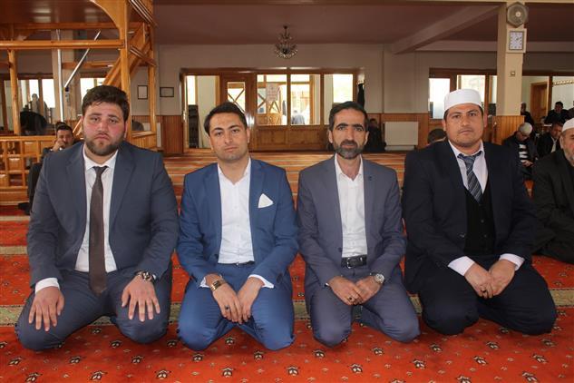 Erzincan'da Kur'an-ı Kerimi Güzel Okuma Il Birinciliği Il Birinciliği Yarışması Yapıldı