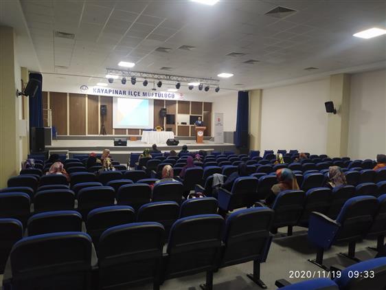 Diyarbakir'da Kur'an Kursu öğreticilerine Yönelik Hizmet Içi Eğitim