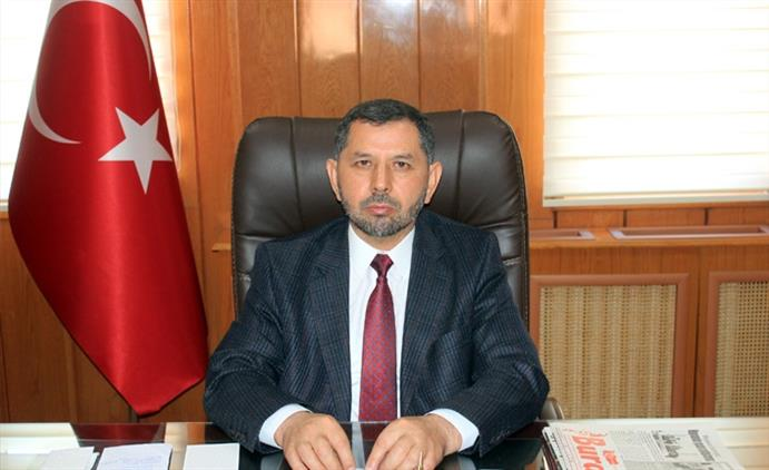 Burdur'da Kurban Mesajı