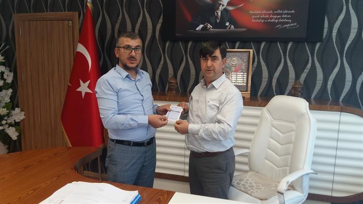Bitlis'de Kurbanını Paylaş Kardeşinle Yakınlaş Kampanyası Kapsamında Bağış Almaya Devam Ediliyor
