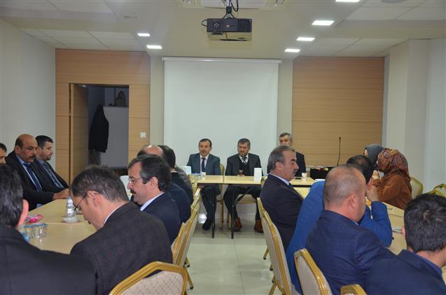 Antalya'da Il Müftülüğü Personeli Kahvaltıda Bir Araya Geldi