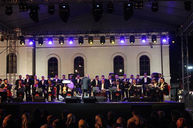 Sivas'ta Il Müftülüğü Tarafından Tasavvuf Musıkisi Konseri Düzenlendi.