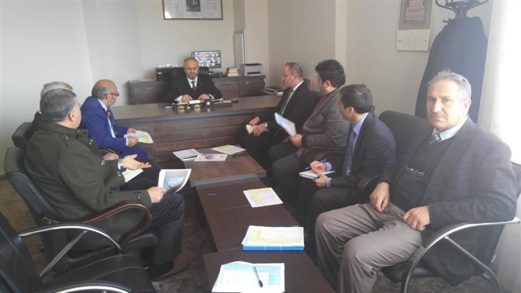 Ardahan'da Il Müftülüğümüz Tarafından 2020 Yılı Eylem Planı çalıştayı Düzenlendi