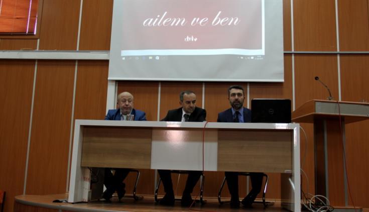 """Bolu'da Il Müftülüğümüz Tarafından """"temel Aile Bilinci"""" Semineri Gerçekleştirildi"""