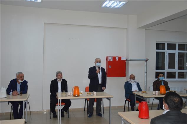 """Ardahan'da Il Müftülüğümüz Tarafından """"veda Programı"""" Düzenlendi"""
