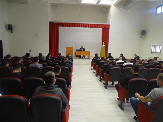 Afyonkarahisar'da Il Müftülüğümüzden Cezaevlerine Yönelik Mevlid-i Nebî Programları.