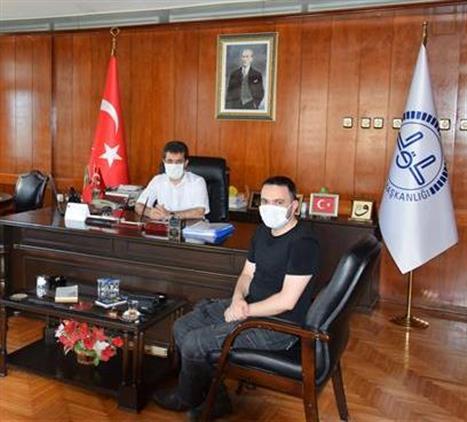 Trabzon'da Il Müftülüğümüze Anlamlı Ziyaret