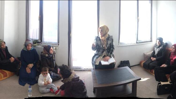 Yalova'da Il Müftülüğünden Aile Seminerleri