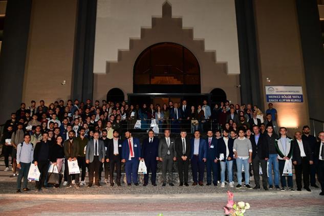 Eskisehir'de Il Müftülüğünden Anadolu üniversitesi'ne Iftar