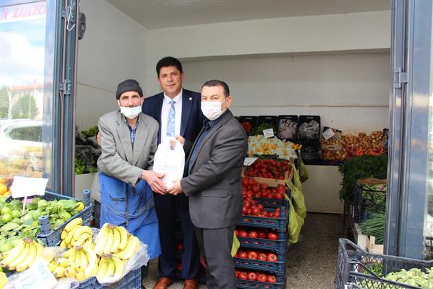 Yozgat'de Il Müftülüğünden Esnaf Ziyaretleri