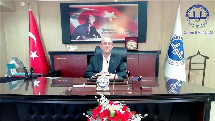 Cankiri'da Il Müftümüz Bürhan Keleş'in Kurban Bayramı Mesajı