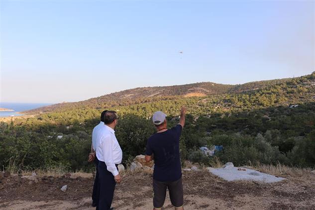 Mersin'de Il Müftümüz Dr. şaban Kondi, Silifke Ve Aydıncık Ilçelerini Ziyaret Etti