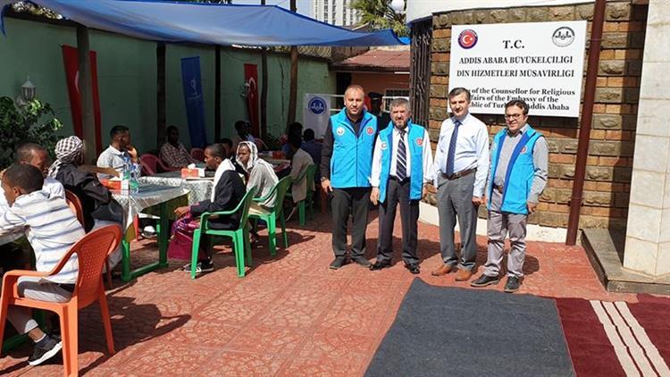 Antalya'da Il Müftümüz Etiyopya'ya Da