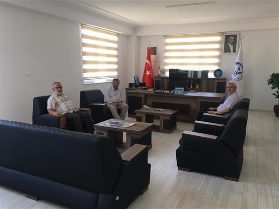 Antalya'da Il Müftümüz Kemer'de