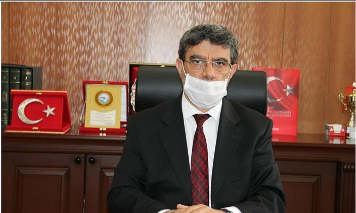 Bitlis'de Il Müftümüz Mehmet Feysal Geylani'nin Ramazan Ayı Mesajı