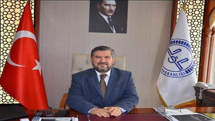 Antalya'da Il Müftümüz Osman Artan'ın Miraç Kandili Mesajı