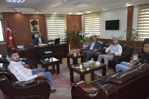 Niğde'de Il Müftümüz Osman Ayas'a Tebrik Ziyaretleri Devam Ediyor