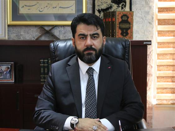Mardin'de Il Müftümüz Ismail çiçek Hadis Alanında Doktorasını Tamamladı
