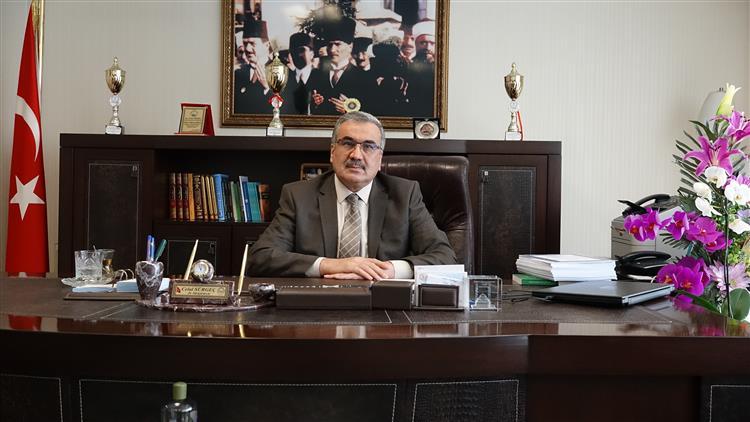 Kahramanmaras'da Il Müftümüz Sürgeç' Ten Kurban Bayramı Mesajı