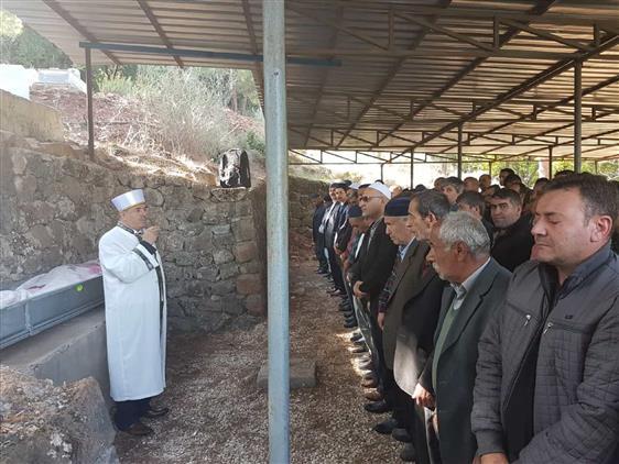 Hatay'da Il Müftümüz Vefat Eden Personelin Cenaze Namazını Kıldırdı