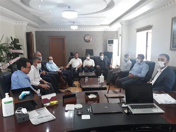Amasya'da Il Müftümüze Hayırlı Olsun Ziyaretleri Devam Ediyor