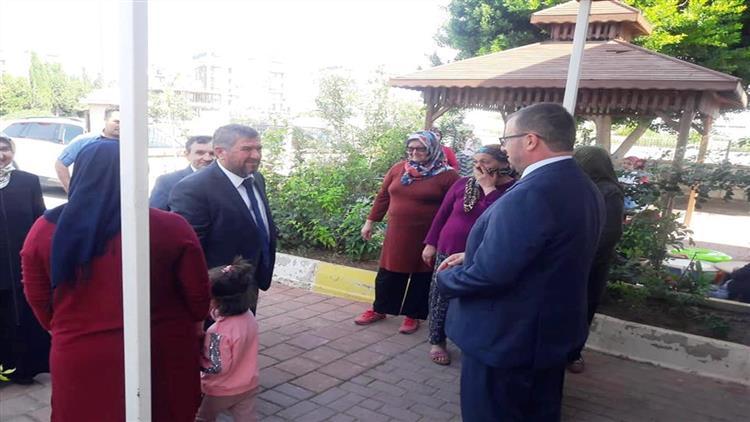 Antalya'da Il Müftümüzün Kur'an Kursu Ziyaretleri Devam Ediyor