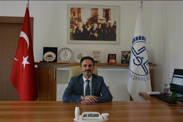 Yozgat'de Il Müftüsü Ali Gülden'in Bayram Mesajı