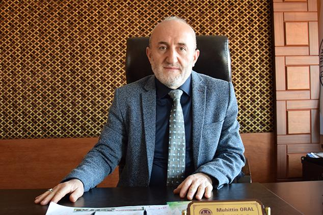 Giresun'da Il Müftüsü Muhittin Oral'ın Mevlid-i Nebi Haftası Mesajı
