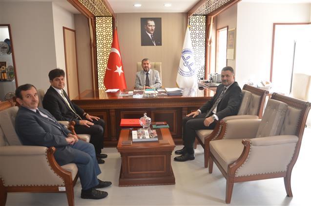 Antalya'da Il Milli Eğitim Müdürü'nden Mevlid-i Nebi Ziyareti