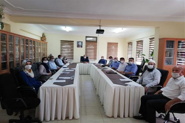 Kilis'de Il Irşat Kurulu Toplantısı Yapıldı