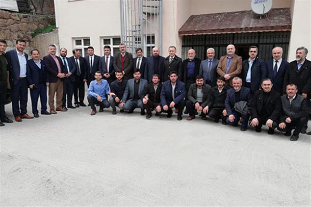 Giresun'da Ilçe Müftüleri Alucra'da Toplandı