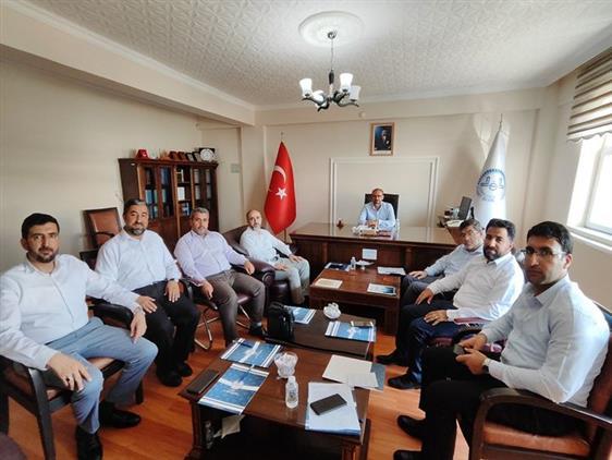 Yozgat'de Ilçe Müftüleri Toplantısı