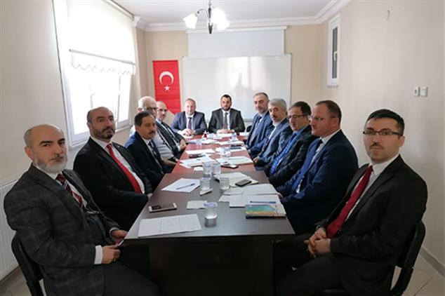 Rize'de Ilçe Müftüleri Toplantısı çayeli'de Yapıldı
