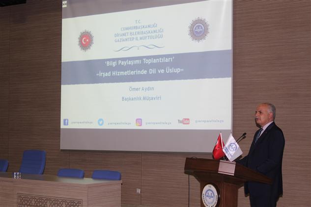 Gaziantep'de Ilimizde Eğitim Semineri Düzenlendi