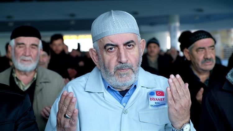 Erzincan'da Ilimizden 193 Kişiyi Dualarla Umreye Uğurladık...
