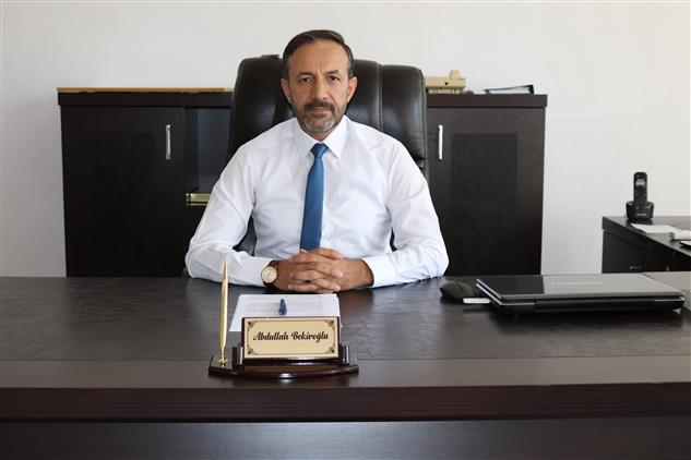 Adiyaman'da Ilimize Atanan Il Müftü Yardımcısı Abdullah Bekiroğlu Göreve Başladı.